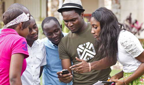 Retooling technology to make learning fun: the case of the Ashesi class that has lessons on Whatsapp