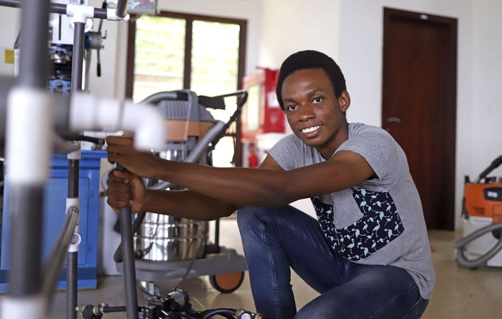 Stephan Ofosuhene