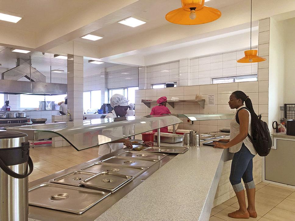 Ashesi University's Canteen